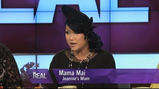 Jeannie's Mom Is in the House!