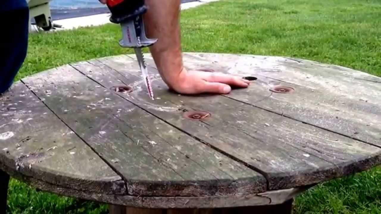 DIY Potato Barrel (Part 1) - YouTube
