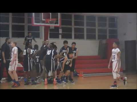 Nicolas Moreno, First Colony Middle School vs Dulles Middle School 8th Grade