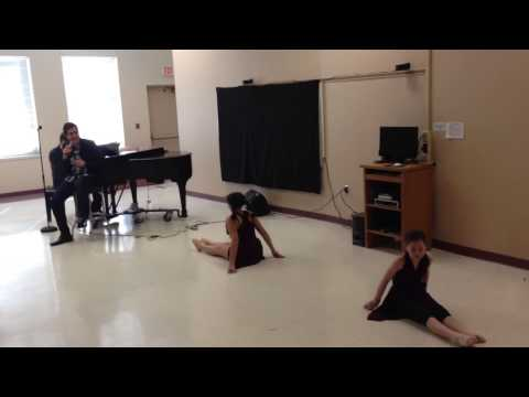 """Casey Breves performing """"Gravity"""" at Newark Academy"""