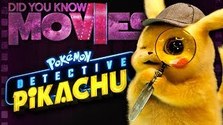 Detective Pikachu's Secrets Uncovered - Did You Know Movies Feat. Remix (Pokemon)