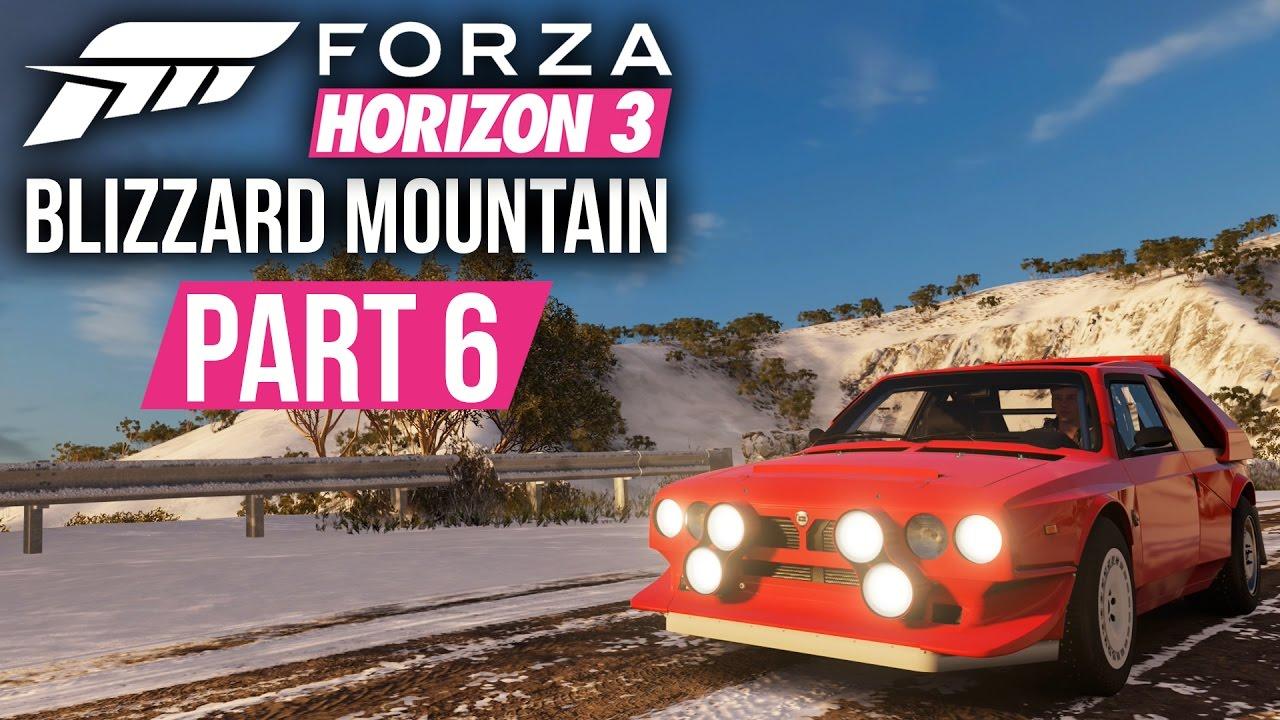 forza horizon 3 blizzard mountain gameplay walkthrough part 6 so fast youtube. Black Bedroom Furniture Sets. Home Design Ideas