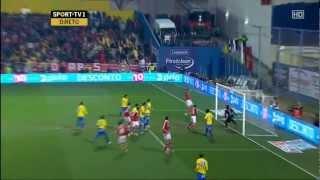 Fabuloso Gol de Nicolas Gaitan - Estoril vs Benfica