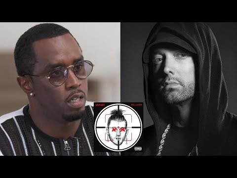 Diddy Responds To Eminem's 'Killshot' Diss Track.... I'm Going To Get Eminem Handled