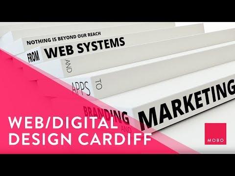 Web Design And Digital Design In Cardiff - MOBO Media Ltd