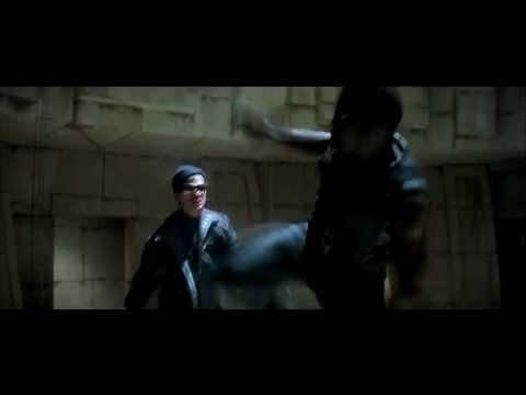 Blade  End Fight Scene HD