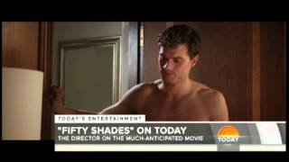 Sam Taylor Johnson Interview- She will Direct Fifty Shades Darker