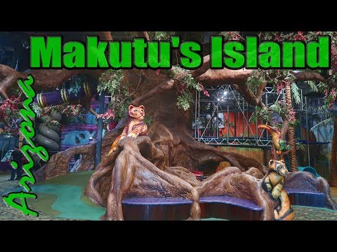 Makutu's Island in Chandler Arizona - Time to explore with the kids!