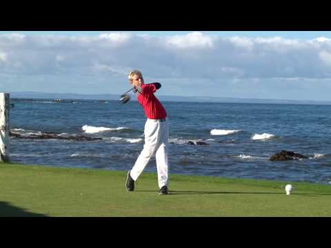 Stephen Gallacher Foundation - Race to Dunbar Finals Day 2016