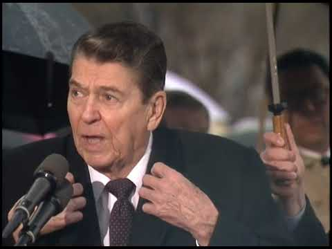 President Reagan's Photo Opportunity and Remarks on Pan Am Flight 103 crash on December 22-23, 1988Kaynak: YouTube · Süre: 8 dakika59 saniye