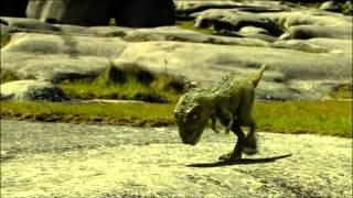 Тарбозавр 3D / Jeombaki: Hanbandoeui Gongryong 3D (2012) трейлер