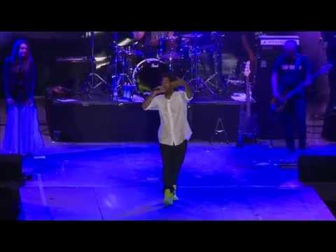 Adel Tawil - Zuhause Live am World Bodypainting Festival 2014