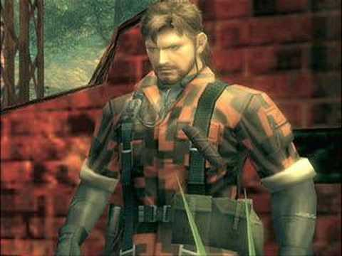 Harry Gregson Williams  Metal Gear Solid 3 Theme