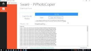 PiPhotoCopier - Pinterest Images Downloader