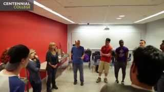 Centennial College: Advanced Television and Film - Script to Screen
