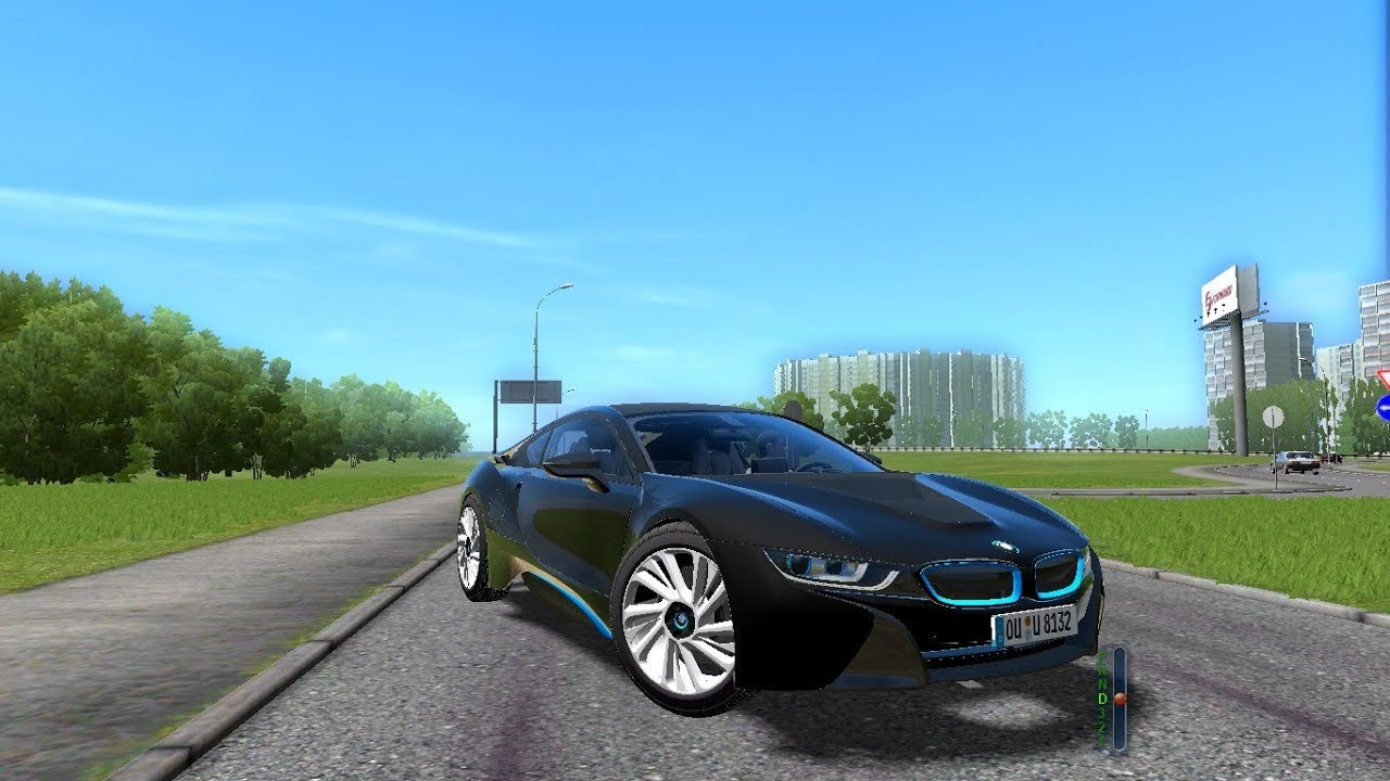 City Car Driving 1 5 4 Bmw I8 Download Link 1080p Youtube