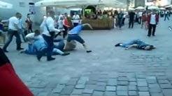 Risikospiel Russland vs. Polen: Warschaus Polizei warnt Hooligans