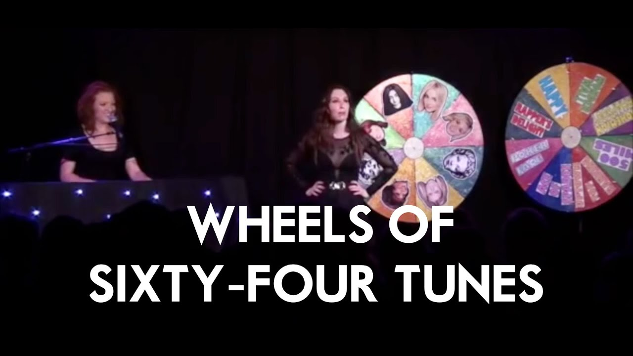 Wheels Of Sixty-Four Tunes | Jess Robinson
