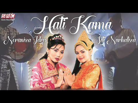 Siti Nurhaliza & Noraniza Idris - Hati Kama (Official Music Video - HD)
