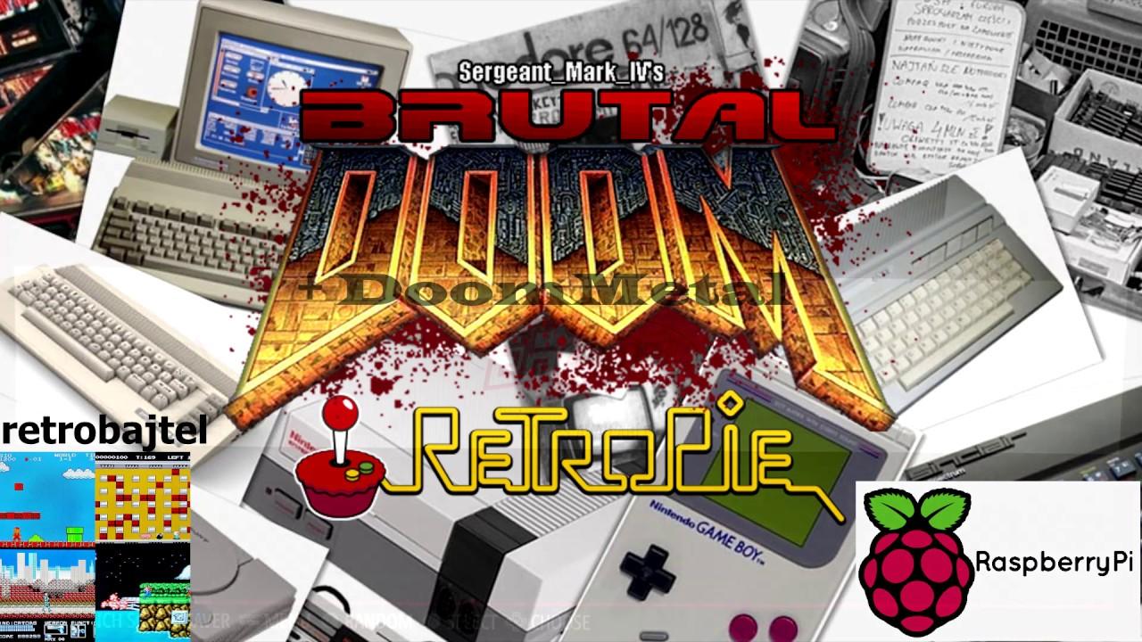 Brutal Doom on Raspberry Pi - YouTube