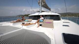 50' Catamaran by Fountaine Pajot