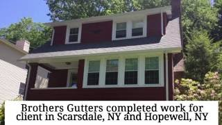 Brothers Gutters Client Testimonial