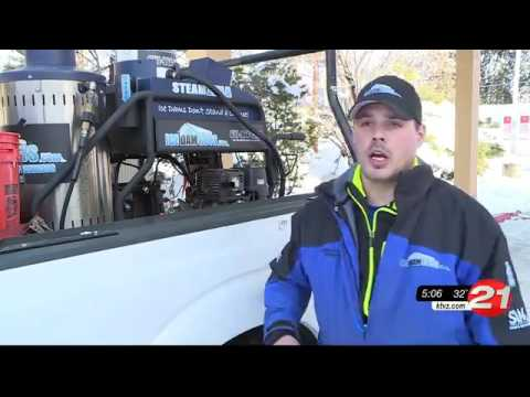 Oregon Roof Ice Dam Removal - Same-Day Service in Bend, Redmond