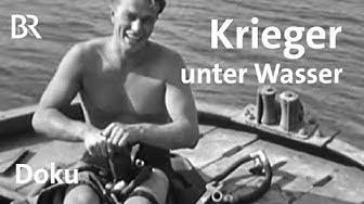 Hitlers Meereskämpfer: Kampfschwimmer und Torpedomänner im Zweiten Weltkrieg   Doku