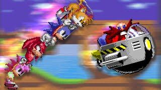 Sonic Hack - Sonic 1 Tag Team Adventure
