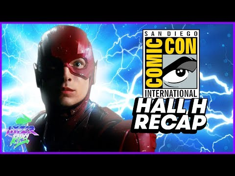 DC Films Hall H Panel Recap – SDCC 2017