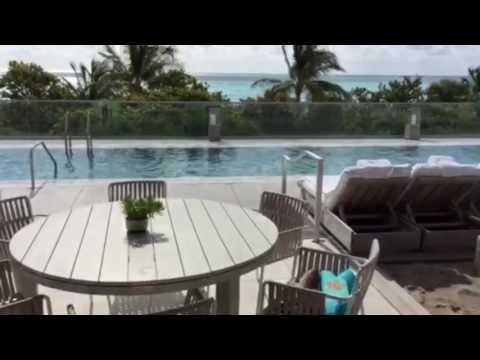 1 hotel south beach cabana pool