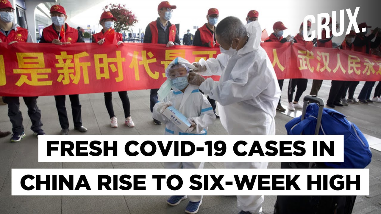 China Faces Second Wave of COVID-19; Records 1,378 Imported ...