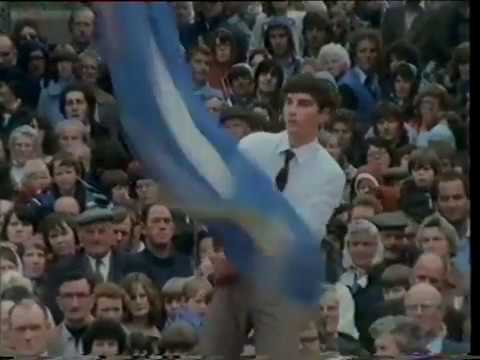 Selkirk Common Riding 1980. BBC Nationwide film.