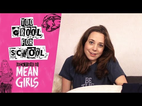 Episode 8: Too Grool for School: Backstage at MEAN GIRLS with Erika Henningsen