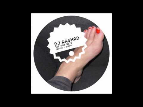 DJ Rashad   Itz Not Rite