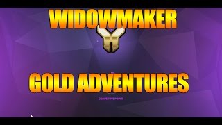Widowmaker BRONZE to MASTER | HACKER calls again | Gold Moments