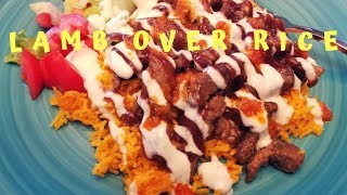 Lamb over Rice Like Halal Guys - Episode 753
