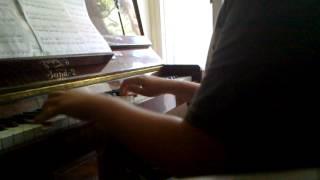 """""""Хатико""""-музыка из фильма на фортепианно."""
