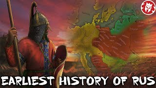 Slavs and Vikings: Medieval Russia and the Origins of the Kievan Rus