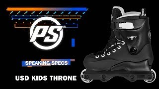 complete setup aggressive skates USD UFS Throne EVO 2014
