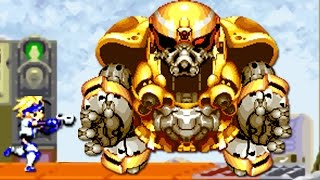 Gunstar Super Heroes (GBA) All Bosses (No Damage)