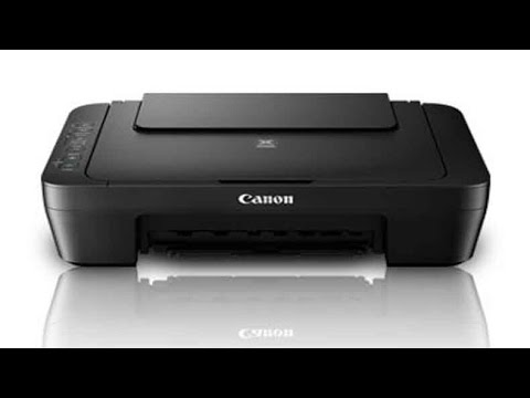 Canon Pixma MG2950 In The Test
