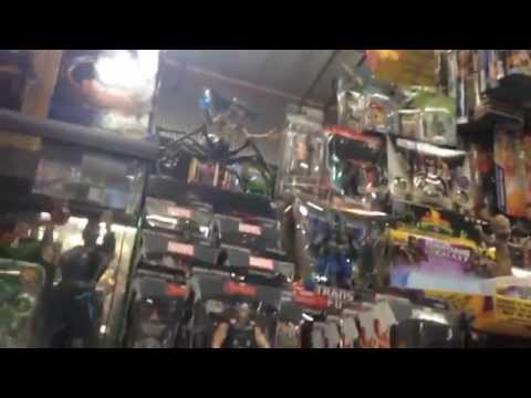 Come Ups!! #1: Frank and Sons Toy Show, Action Figure Haul, Comic Pickups
