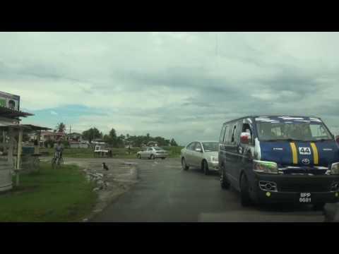 A QUICK VIEW  OF ENTERPRISE- EAST COAST DEMERARA-GUYANA.