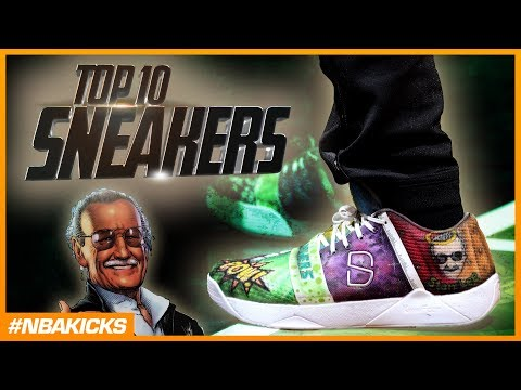Top 10 Sneakers in the NBA #NBAKicks - Week 5 thumbnail