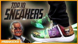 Top 10 Sneakers in the NBA #NBAKicks - Week 5