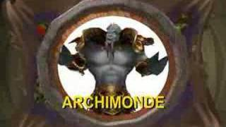 epic raids world of warcraft wow machinima by oxhorn