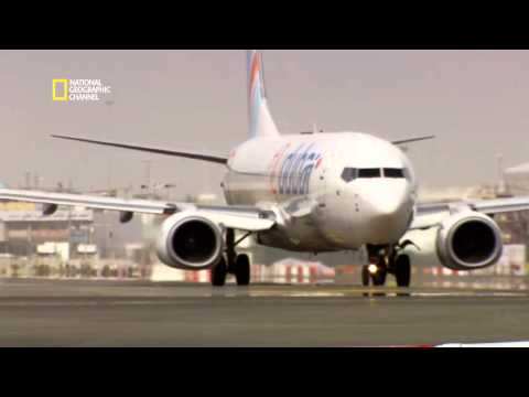 Un Système Révolutionnaire à L'aéroport De Dubaï