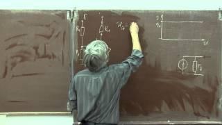 лекция 141. Генератор тока на полевом транзисторе