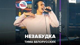 🅰️ Тима Белорусских - Незабудка (LIVE @ Авторадио)